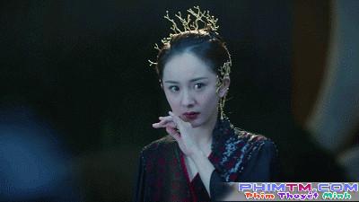 """""""Tam Sinh Tam Thế"""": Dương Mịch bất ngờ lột xác xuất sắc trong thần thái ác ma! - Ảnh 9."""