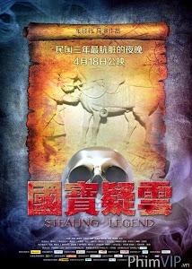 Kho Báu Đẫm Máu - Stealing Legend poster