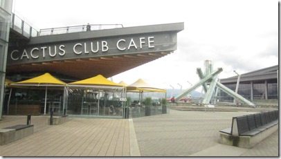 Drinks at Cactus Club Cafe 1