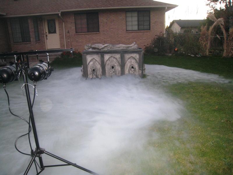 big fog machine