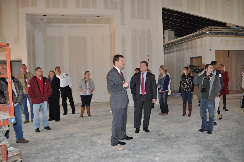 U of A System President Dr. Donald Bobbitt Visit - DSC_0217.JPG