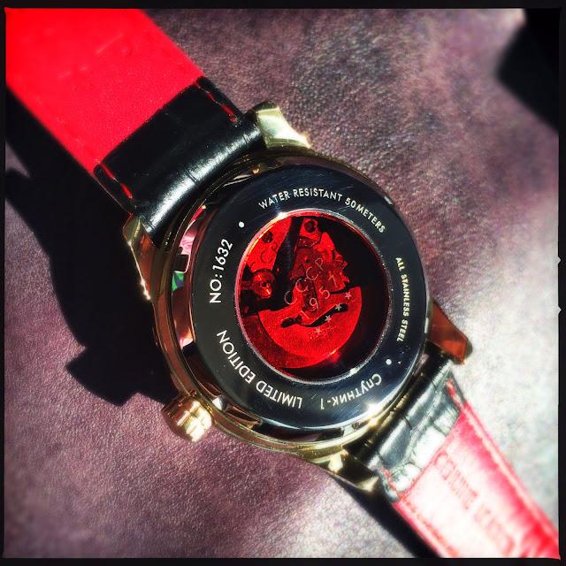 CCCP Sputnik 1 Slava 2437 watch