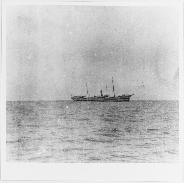 El ALICANTE en Santiago de Cuba. De la web Naval History and Heritage Command.tiff