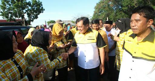 Silaturahmi Bareng NH, Warga Tanete Riattang Timur Ingin Orang Bone Jadi Sulsel 01