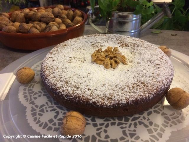 Cuisine facile et rapide g teau au noix de laurent - Recette cuisine tf1 petit plat en equilibre ...