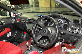 Honda EK Interior