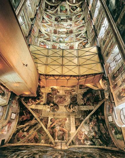 essay on michelangelo sistine chapel