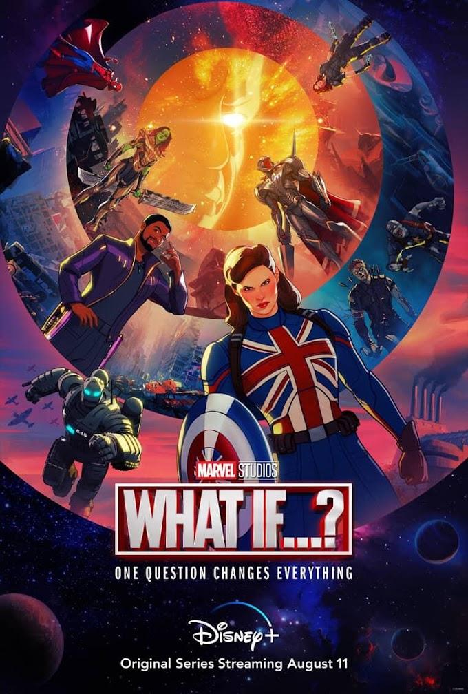 SérieMorte: What if...? - 1° Temporada