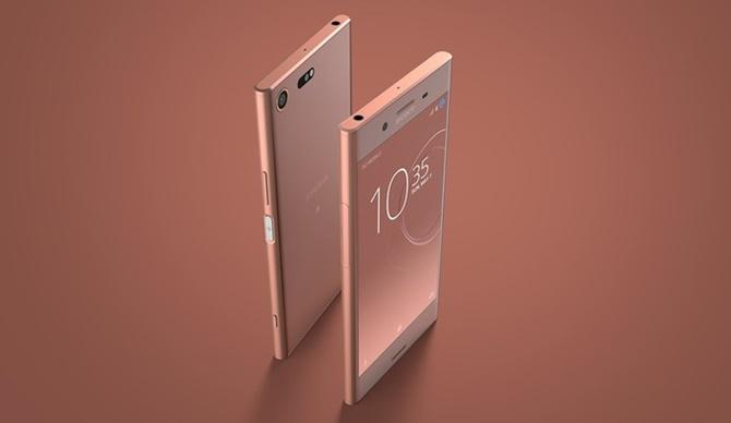 Sony Xperia XZ Premium sẽ có thêm biến thể màu hồng đồng