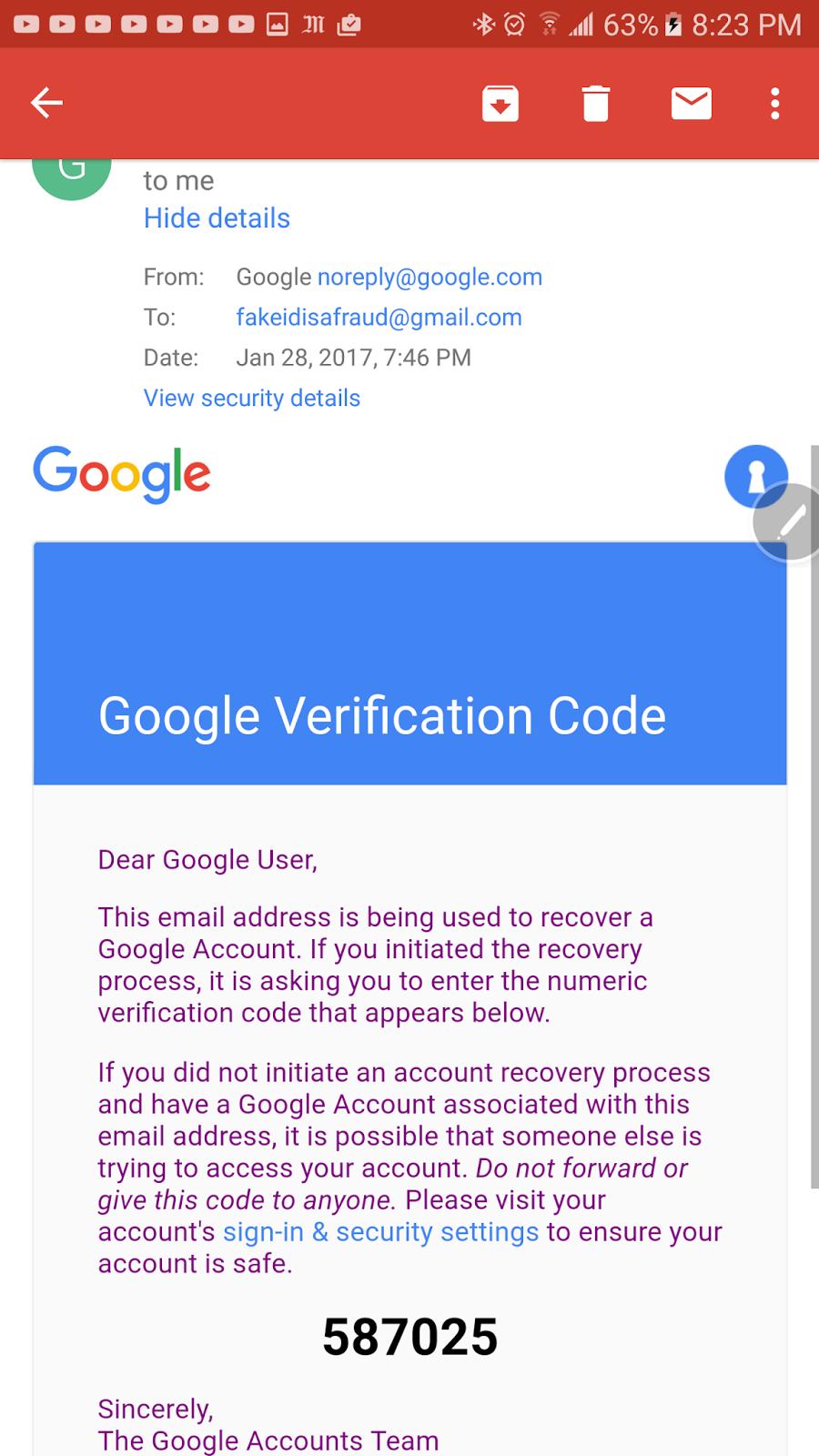 Ridiculous Verification Problem - SCREENSHOTS AS PROVE OF MY