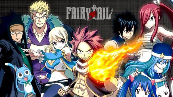 Phim Hội Pháp Sư HTV3 Lồng Tiếng - Fairy Tail