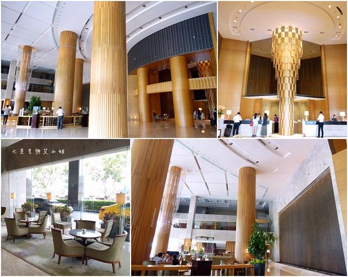 2 香格里拉台南遠東國際飯店 豪華閣 環境 住房