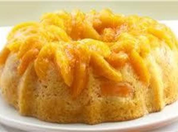 Seconds Please! Peach Cake Recipe