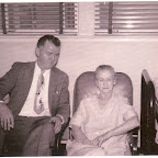 Ernest and mother Vera Olds Gleaves