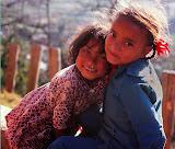 """""""Nepalese Girls"""" by Liz Bumgarner - General"""