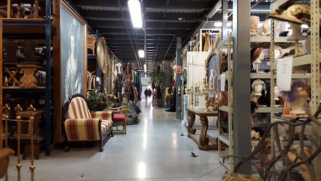 Taking a tour at the Stratford Festival Costume Warehouse. From Visiting Stratford, Ontario? The first thing you need to do...