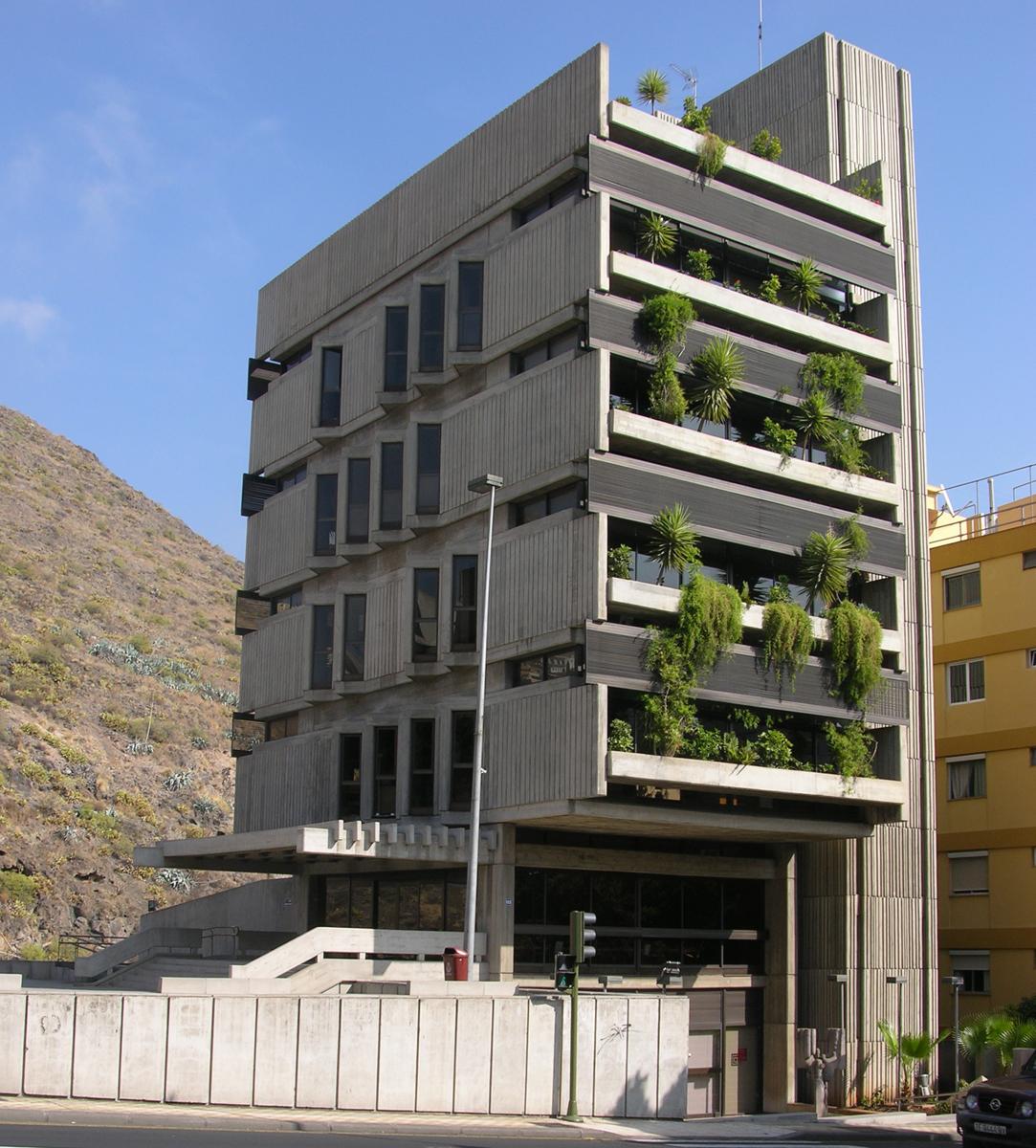 Los colegios de arquitectos en espa a garc a barba - Arquitectos en espana ...
