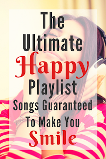 The ultimate happy playlist. Is the daily grind getting to you? Are you in desperate need of cheering up? When I am sad, as in most situations I turn to music. There's nothing like an impromptu dance around your bedroom to brighten up your day. I put together this awesome playlist, guaranteed to turn that frown upside down!