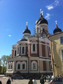 Tallinn sight seeing