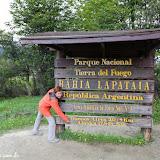 Bahia Lapataia,ponto mais ao sul das Américas, Ushuaia, Argentina