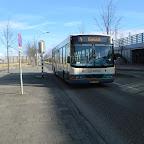 Wrightbus Commander van Arriva met lijn 4 naar Kustwijk