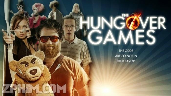 Ảnh trong phim Đấu Trường Say Xỉn - The Hungover Games 1