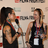 OIC - ENTSIMAGES.COM -  at the Film4 Frightfest on Friday of UK Film Premiere at the Vue West End in London on the 28th August 2015. Photo Mobis Photos/OIC 0203 174 1069