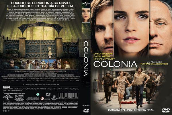 Colonia – Latino, Inglés