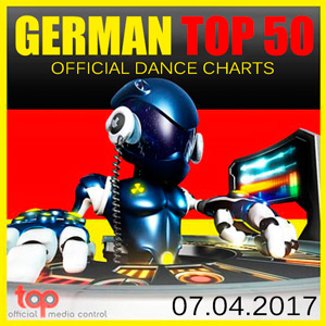 German Top 50 Official Dance Charts - 07.04.2017 Mp3 indir