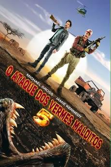 Baixar Filme O Ataque dos Vermes Malditos 5: Linhas de Sangue (2015) Dublado Torrent Grátis