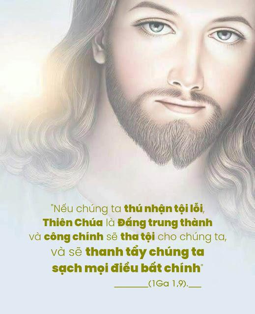 Con tim Thiên Chúa là nơi trú ẩn của tội nhân