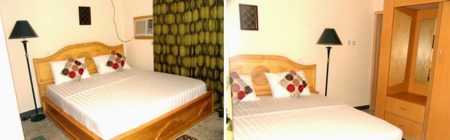 Delightsome Hotels, Osogbo room
