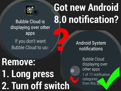 Bubble Cloud Wear Launcher Watchface (Wear OS) 9.39 screenshots 25