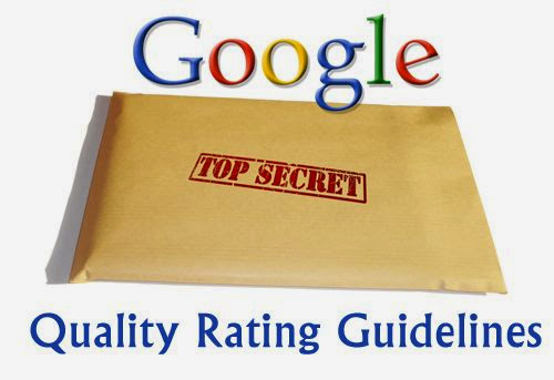 Google Quality Rating Guidelines
