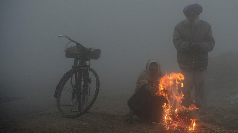BIHAR: पछिया हवा ने बढ़ायी बिहार में ठंड, अगले चौबीस घंटे में चार डिग्री तक गिरेगा पारा