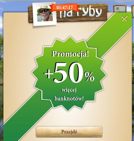 50 procent