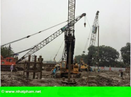Hình 2: Dự án Hateco Hoàng Mai dự kiến bàn giao nhà vào quý IV/2016