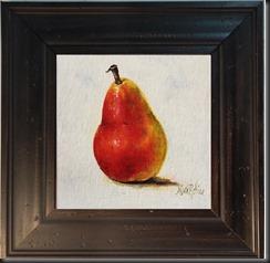 framed raspberry
