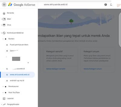 Tips minimalisir iklan google adsense yang tak layak tampil di situs/channel YouTube konten islam