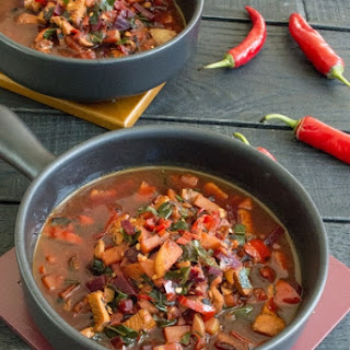 Spicy Red Stew.