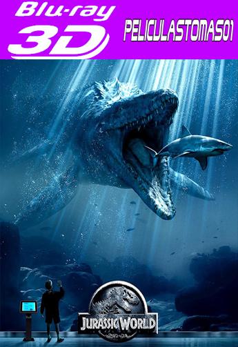 Mundo Jurásico (Jurassic World) (2015) (3DFull Half OU/3DFull SBS)