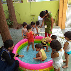 Water Play WKSN (Playgroup) 30/04/2015