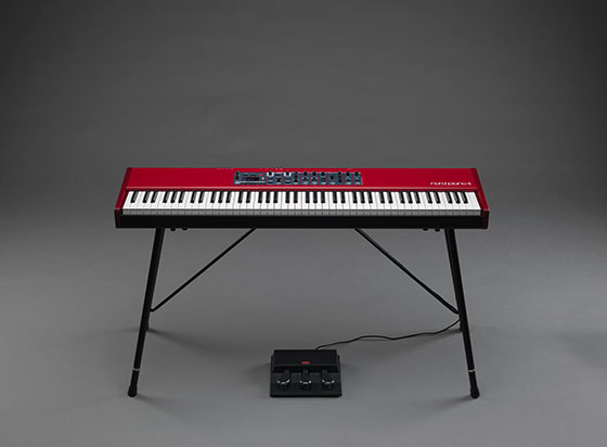 Nord Piano 4 Angled Front 560