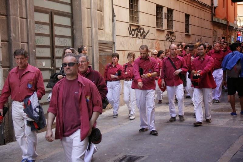 19è Aniversari Castellers de Lleida. Paeria . 5-04-14 - IMG_9386.JPG