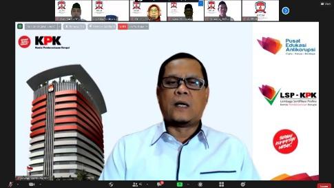 Masyarakat Kampus Wajib Berkontribusi Wujudkan Indonesia Bebas Korupsi