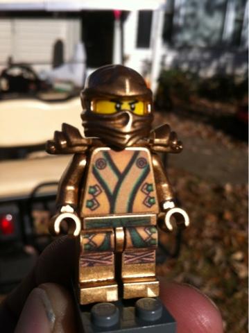 Worksheet. Lego Videos And More Golden Lego Custom Ninjago Kimono Gold Ninja