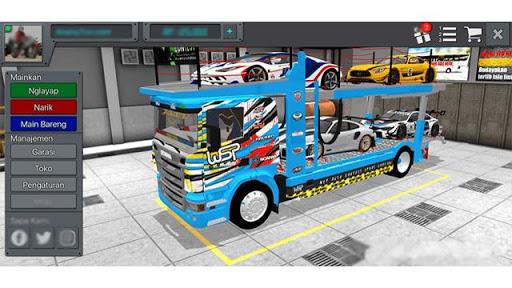 Livery Bus Simulator Indo Terbaru Lengkap 3 screenshots 2