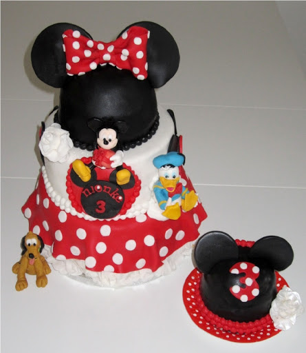 745- Disney Minnie Mouse taarten.jpg