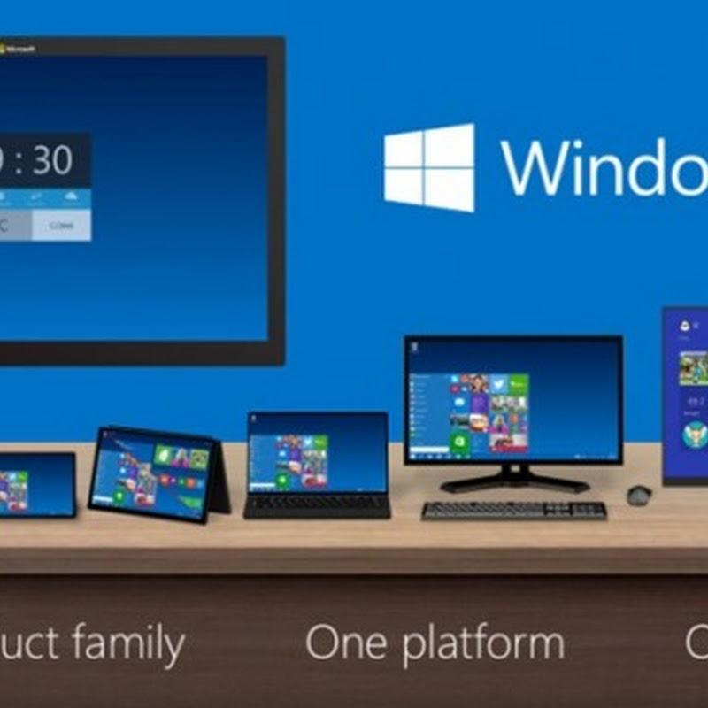 Il numero di apparecchi dotati di Windows 10 è cresciuto fino a quota 400 milioni.