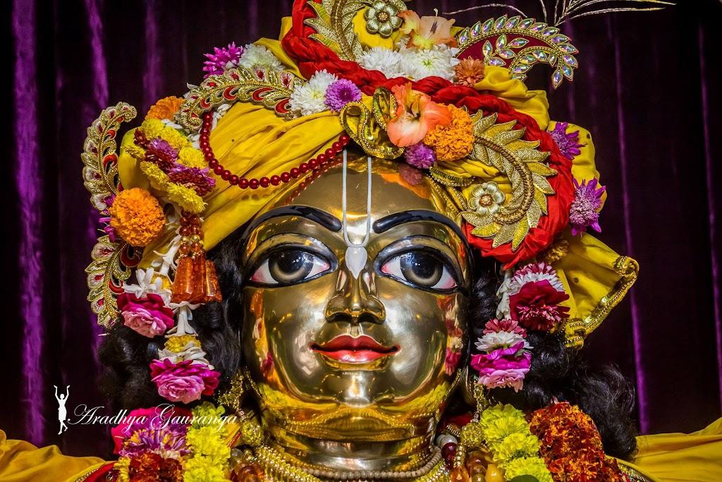 ISKCON Mayapur Deity Darshan 11 Jan 2017 (21)